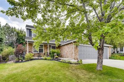 Single Family Home Active: 9772 West Cross Place