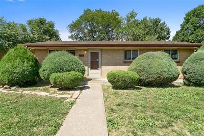 Denver Single Family Home Active: 3541 West Louisiana Avenue