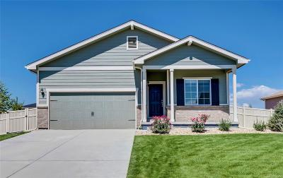 Berthoud Single Family Home Under Contract: 2865 Big Thunder Road