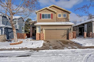 Highlands Ranch Single Family Home Under Contract: 10122 Spotted Owl Avenue