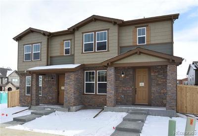Aurora Condo/Townhouse Active: 7573 South Yakima Court