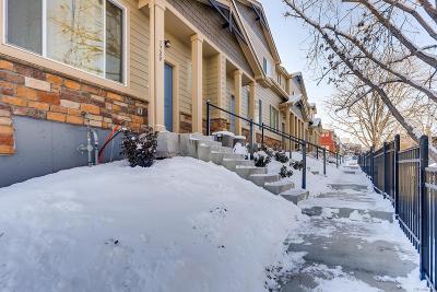 Federal Heights Condo/Townhouse Active: 1732 Aspen Meadows Circle