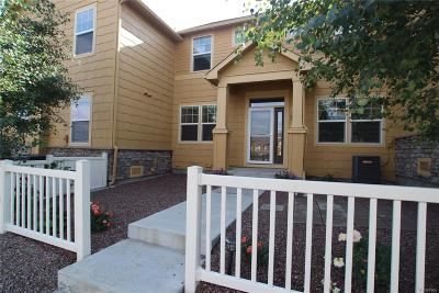 Castle Rock Condo/Townhouse Active: 3671 Tranquility Trail