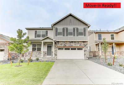 Castle Rock Single Family Home Active: 5897 Echo Park Circle