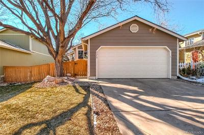Highlands Ranch CO Single Family Home Active: $365,000
