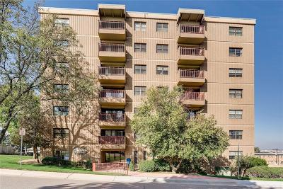 Englewood Condo/Townhouse Active: 3675 South Cherokee Street #504