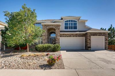 Castle Rock CO Single Family Home Active: $479,700