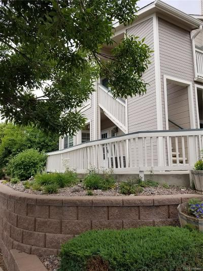 Highlands Ranch Condo/Townhouse Under Contract: 8334 Pebble Creek Way #101