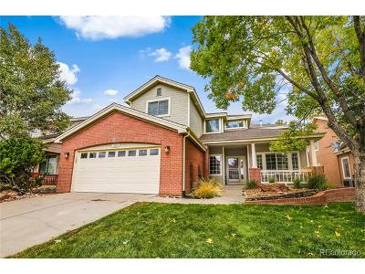 Arvada Single Family Home Active: 15893 West 66th Circle