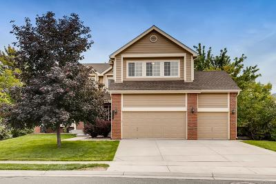 Arvada Single Family Home Under Contract: 16780 West 60th Drive