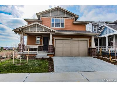 Broomfield Single Family Home Active: 1862 West 137th Drive