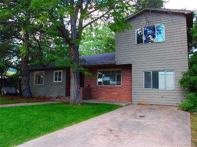 Boulder Single Family Home Active: 301 27th Street