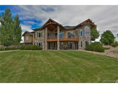 Berthoud Single Family Home Active: 2964 Center Ridge Drive