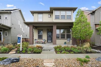 Denver Single Family Home Active: 4943 Wabash Street