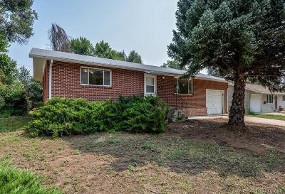 Longmont Single Family Home Under Contract: 40 Merideth Lane
