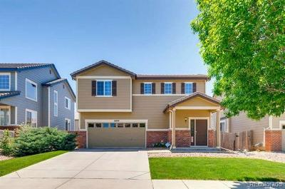 Commerce City Single Family Home Under Contract: 14430 East 102nd Avenue