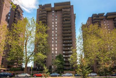 Wash Park, Washington, Washington Park, Washington Park East, Washington Park West Condo/Townhouse Active: 460 South Marion Parkway #1506