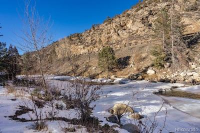 Clear Creek County Residential Lots & Land Active: Little Warrior Stanley Road