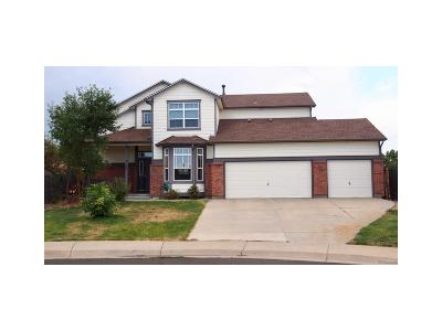 Aurora Single Family Home Under Contract: 2065 South Danube Way