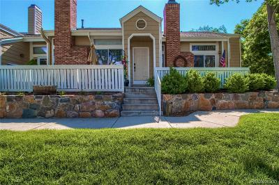 Highlands Ranch Condo/Townhouse Active: 9016 Bear Mountain Drive