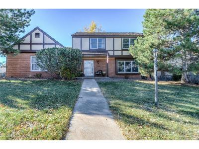 Englewood Single Family Home Under Contract: 5993 South Florence Court