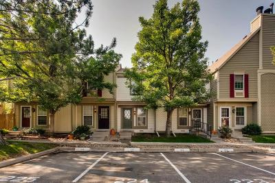 Denver Condo/Townhouse Active: 1811 South Quebec Way #224