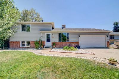 Aurora Single Family Home Active: 2822 South Idalia Street