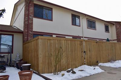 Thornton Condo/Townhouse Active: 2003 West 102nd Avenue