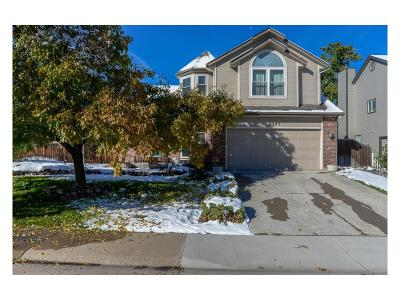 Littleton Single Family Home Under Contract: 5383 South Urban Court
