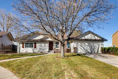 Centennial Single Family Home Active: 5151 South Espana Court