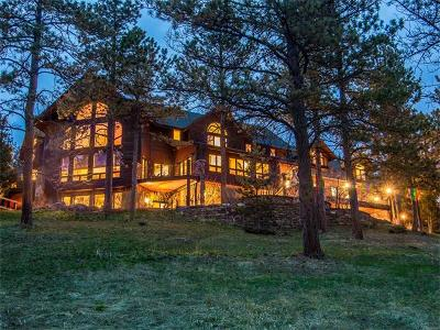 Evergreen Single Family Home Active: 28775 Cragmont Drive