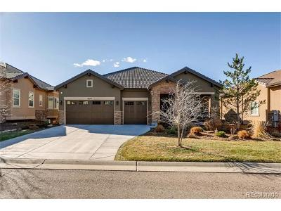 Castle Rock Single Family Home Active: 5072 Covelo Drive
