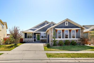Frederick Single Family Home Under Contract: 6504 Steeple Rock Drive
