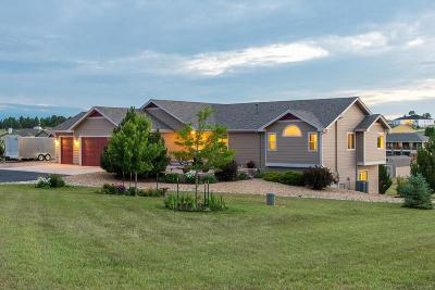 Elbert County Single Family Home Under Contract: 41313 Farmhouse Circle