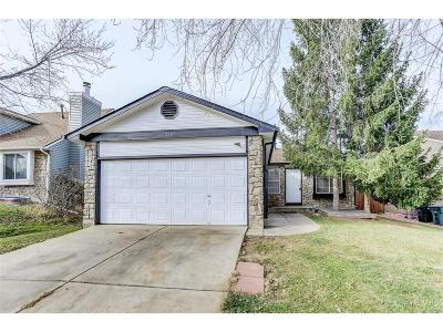 Thornton Single Family Home Active: 12207 Fairfax Street
