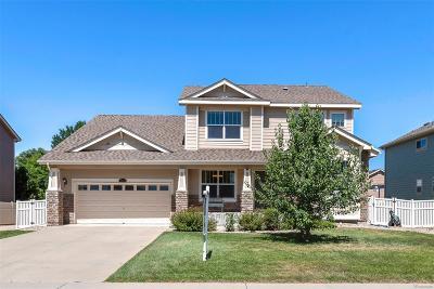 Firestone Single Family Home Active: 6834 Silverleaf Avenue