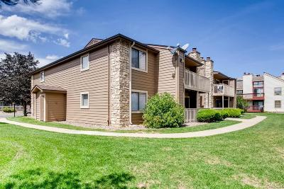 Englewood Condo/Townhouse Active: 10283 East Peakview Avenue #103