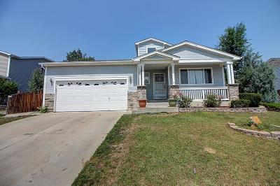 Thornton Single Family Home Active: 1953 East 126th Court