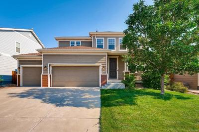 Littleton Single Family Home Under Contract: 9391 West Rice Avenue