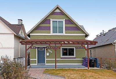 Denver Single Family Home Active: 3830 Quivas Street