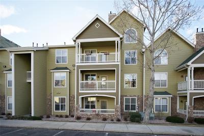 Castle Rock Condo/Townhouse Under Contract: 6009 Castlegate Drive #C27