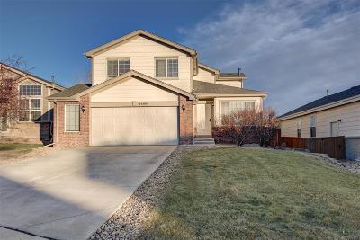 Broomfield Single Family Home Active: 14380 Erin Court