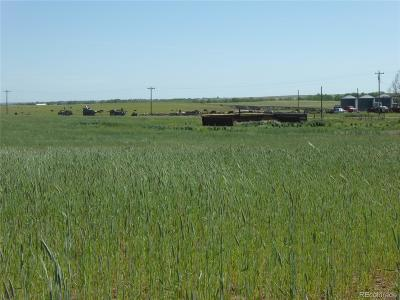 Arapahoe County Residential Lots & Land Active: Cr 185