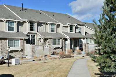 Broomfield Condo/Townhouse Under Contract: 4775 Raven Run