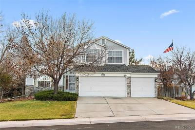 Centennial Single Family Home Under Contract: 19914 East Progress Place
