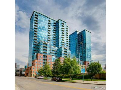 Denver Rental Active: 1700 Bassett Street #1124