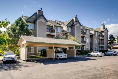 Littleton Condo/Townhouse Under Contract: 7375 South Alkire Street #306