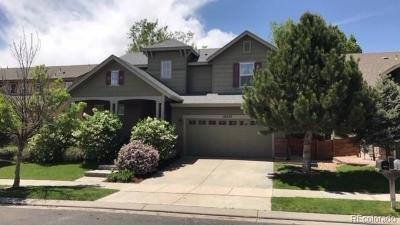 Commerce City Single Family Home Active: 10457 Nucla Street