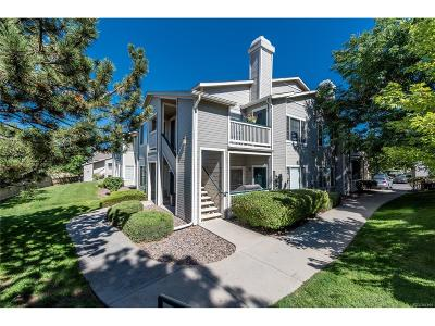 Highlands Ranch Condo/Townhouse Under Contract: 8465 Pebble Creek Way #201
