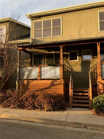 Boulder Condo/Townhouse Active: 3223 Iron Forge Place #106